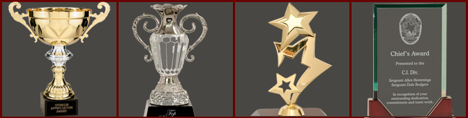 Engraved awards Hollywood
