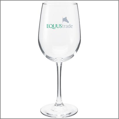 Screen Printed Wine Glasses