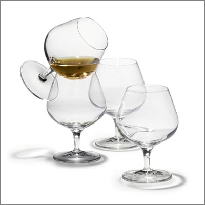 Luigi Bormioli Brandy Set