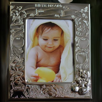 click on any personalized hand engraved frame to view larger image - Engraved Picture Frame
