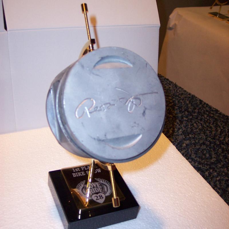 Peter Fonda Love Ride Award Award